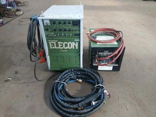 DAIHEN   ダイヘン Inverter ELECON-300P