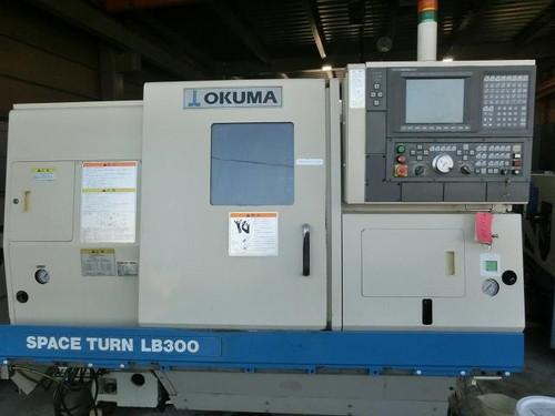 OKUMA   オークマ LB300C*500