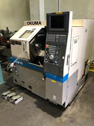 OKUMA   オークマ LCS-15