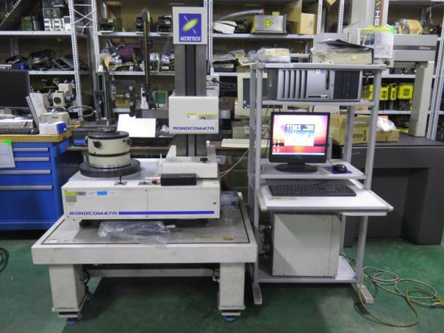 真円度測定器 TOKYO SEIMITSU   東京精密 RONDCOM 47A