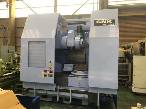 SNK   新日本工機 CMV-50/5