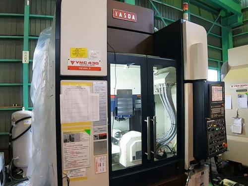 YASDA   安田工業 YMC430 +RT10