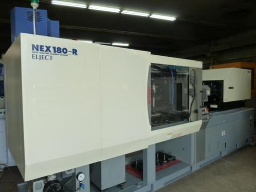 NISSEI   日精樹脂 NEX180R-50E