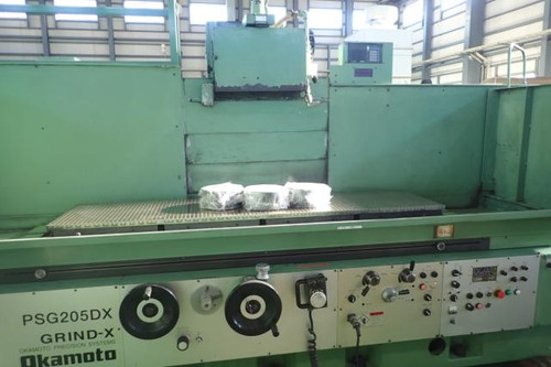 Okamoto   岡本工作機械 PSG-205DX