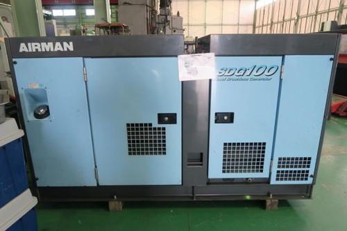 AIRMAN   北越工業 SDG100S-3B1