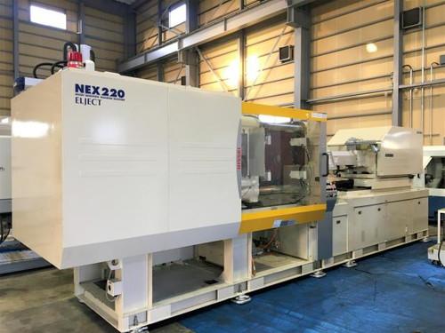 NISSEI   日精樹脂 NEX220-50E