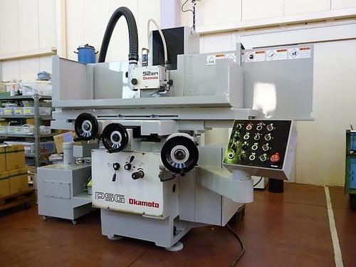 Okamoto   岡本工作機械 PSG-52EN