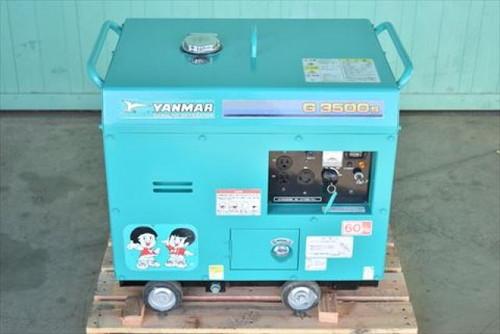 YANMAR   ヤンマー G3500S-6E