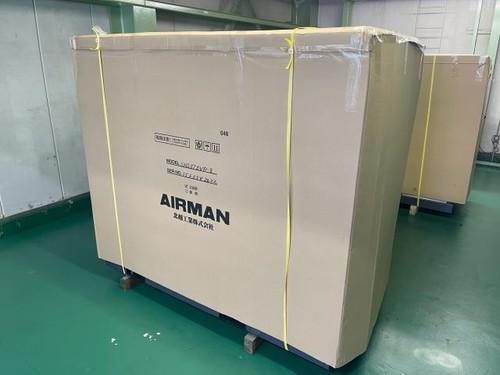 AIRMAN   北越工業 SMS37EVD-E