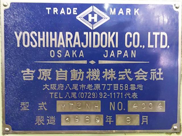 YOSHIHARA   吉原自動機 YT-3NH