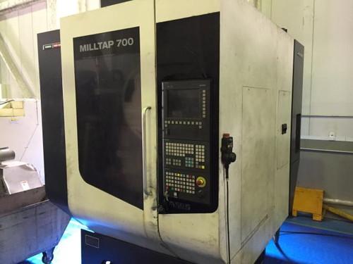DMG MORI    DMG森精機 MILLTAP-700
