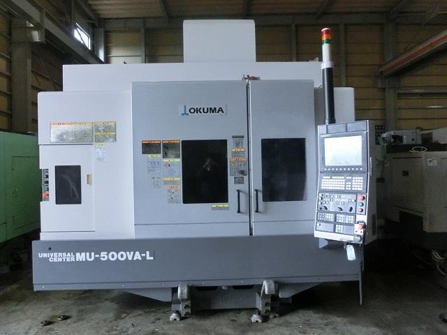 OKUMA   オークマ MU-500VA-L