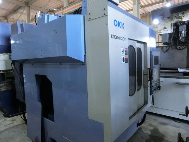 OKK   大阪機工 DGM400