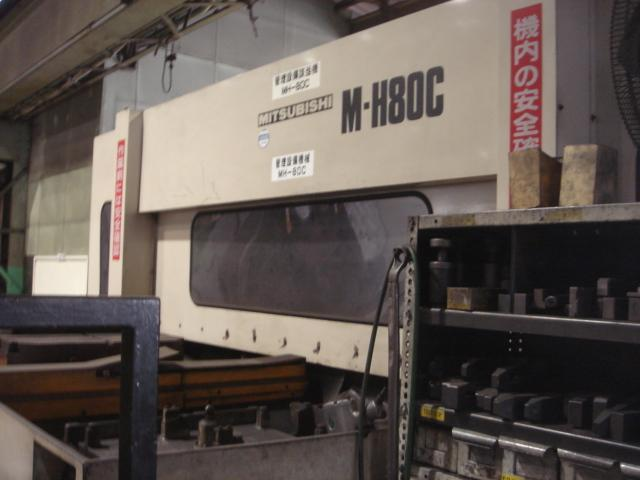 MITSUBISHI   三菱重工 M-H80C
