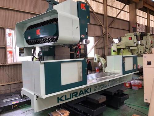 KURAKI   倉敷機械 CMN-5C