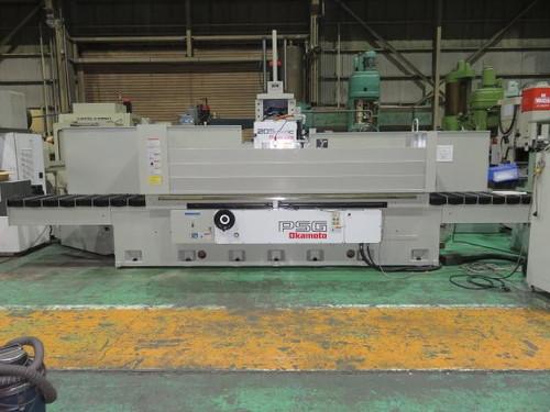 Okamoto   岡本工作機械 PSG-205DXNC