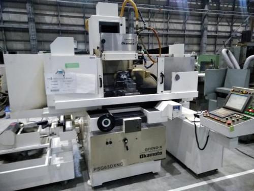 Okamoto   岡本工作機械 PSG-63DXNC