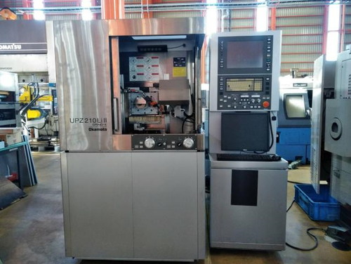 Okamoto   岡本工作機械