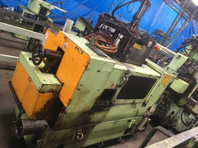 両端加工機 東邦工業 FA100