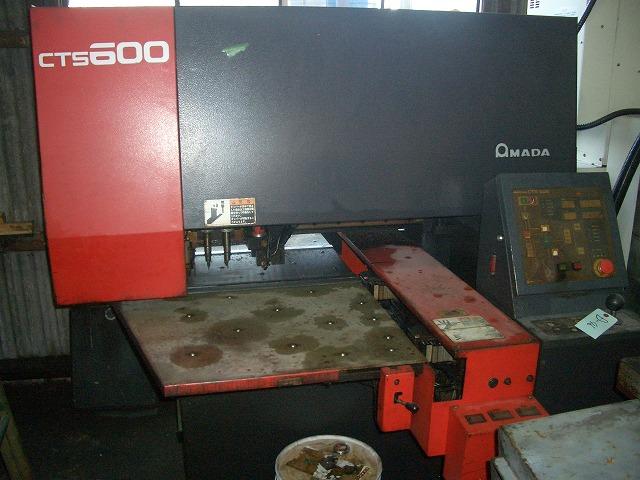 AMADA   アマダ CTS-600