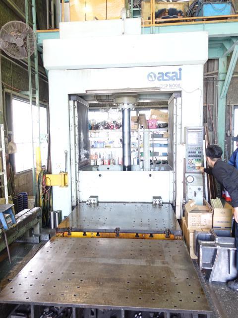 asai   アサイ産業 DSP-1600A