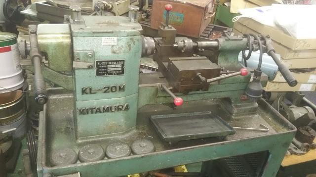 KITAMURA   北村製作所 KL-20M