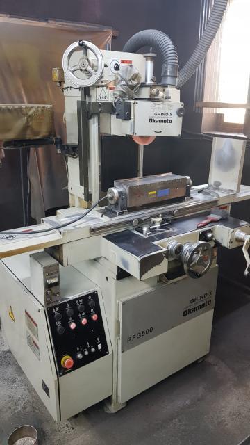 Okamoto   岡本工作機械 PFG-500