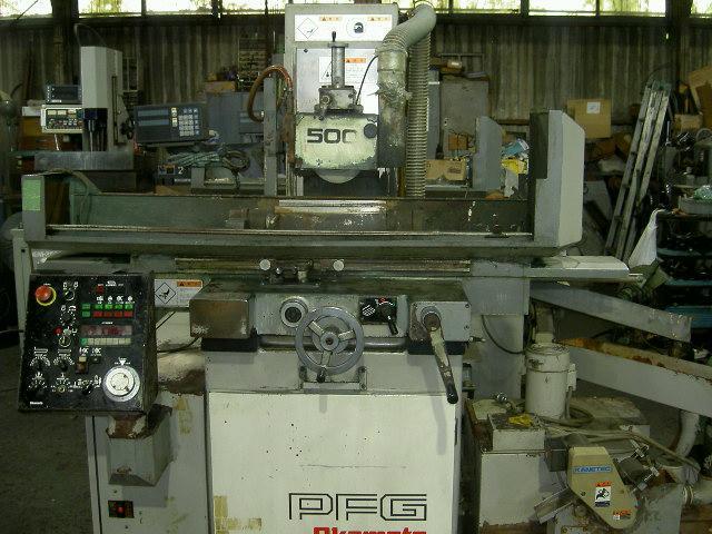 Okamoto   岡本工作機械 PFG-500DXP