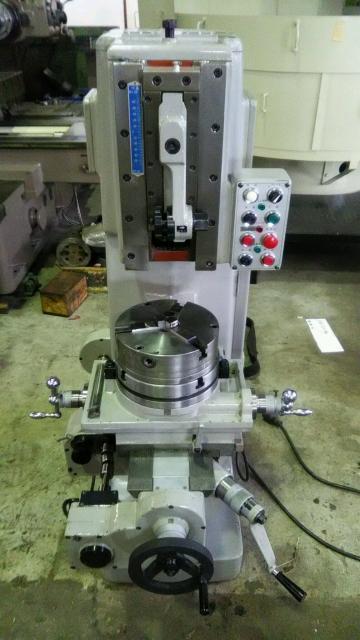 スロッター NAKABO   中防鉄工所 NSP-110