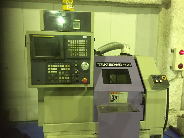 TAKISAWA   滝澤鉄工所 TC-100