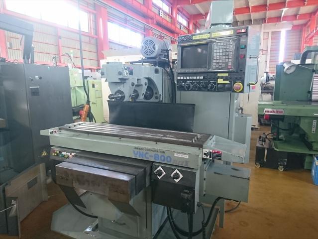 ヤマゲテクノ YNC-8001HN