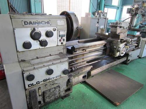DAINICHI   大日金属 DLG-SH63*200