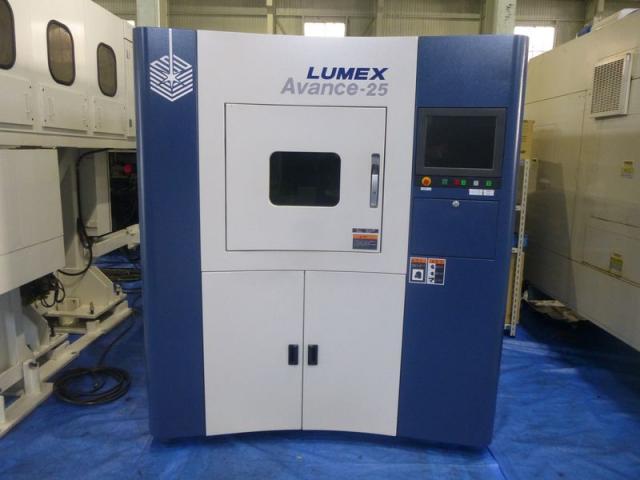 Matsuura   松浦機械 LUMIX AVANCE-25
