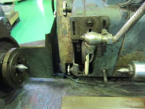 ネジ研削盤 ワシノ製機