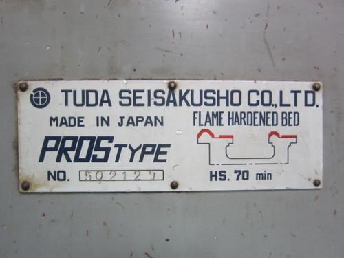 5尺旋盤 TUDA   津田製作所 PROS-400*620
