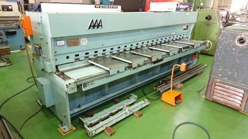 3.1mメカシャーリング AAA   相澤鐵工所 A4-531
