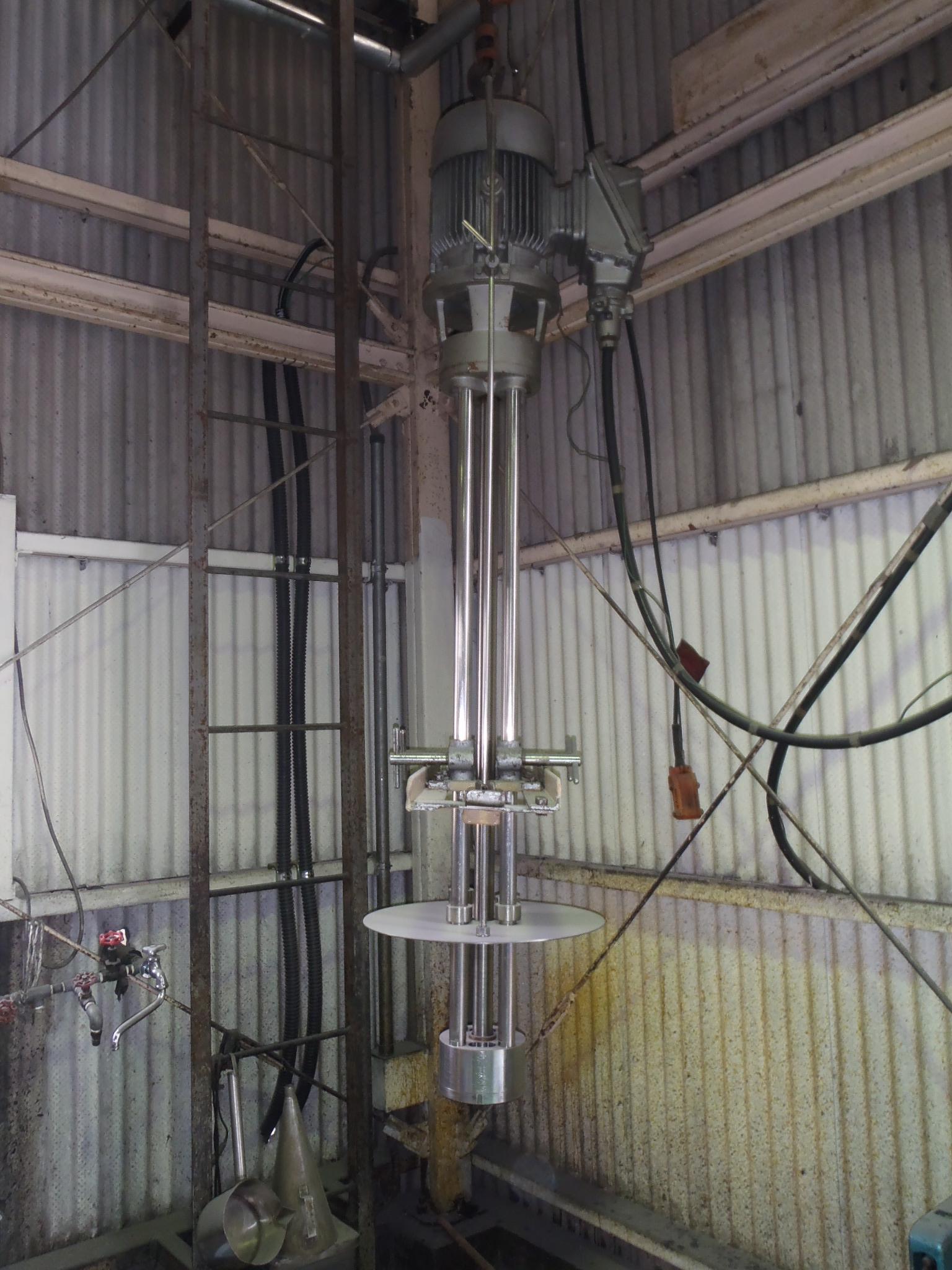 TKホモミキサー 特殊機化工業 W2