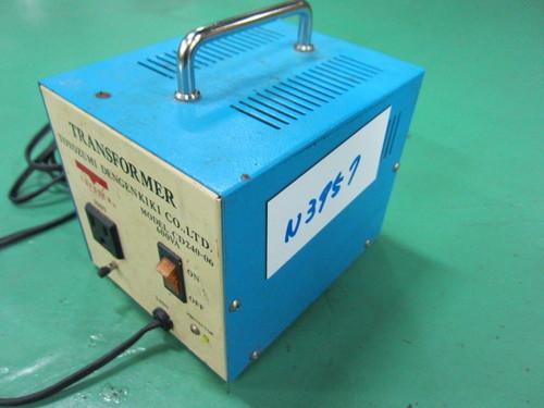 ステップダウントランス 豊澄電源機器 CD240-06