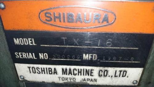 立旋盤 TOSHIBA   東芝機械 TX-16