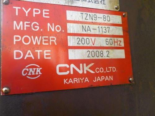 NC転造盤 CNK TZN9-80