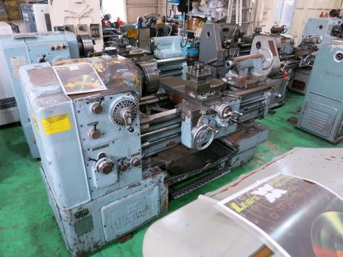 6尺旋盤 WASINO   ワシノ機械 LE-19J