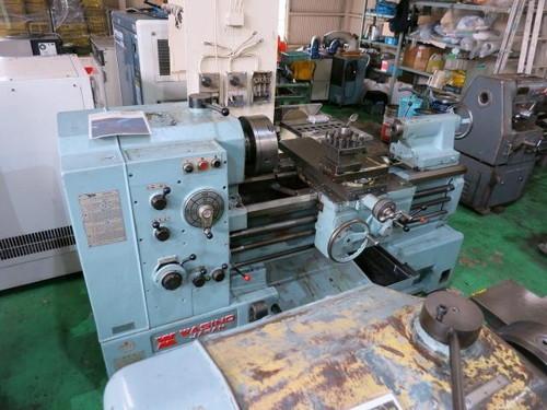 6尺旋盤 WASINO   ワシノ機械 LE-19K