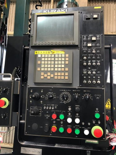 NC複合フライス KURAKI   倉敷機械 CMN-5C