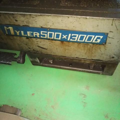 8尺旋盤 TUDA   津田製作所 MYLER-500*1300G