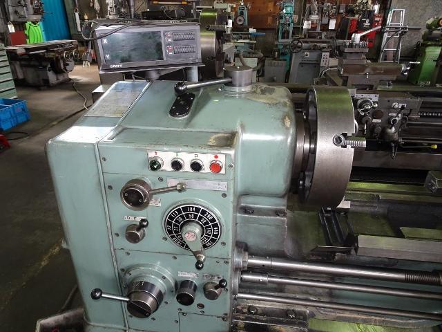 8尺旋盤 WASINO   ワシノ機械 LEOG-125A