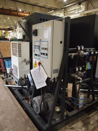 窒素発生装置 AW   エア・ウォーター KN5-30SHAP-X