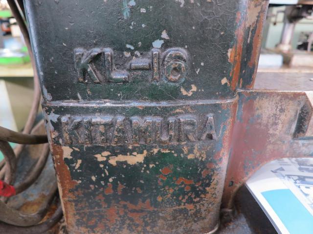 卓上旋盤 KITAMURA   北村製作所 KL-16