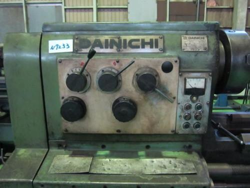 9尺旋盤 DAINICHI   大日金属 DLG-SH63*150