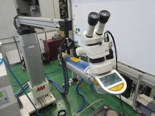 レーザー溶接機 アルファレーザー AL75