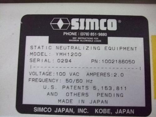 イオナイザー SIMCO   シムコジャパン YMH1200